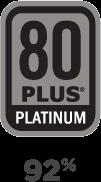 80+ Platinum